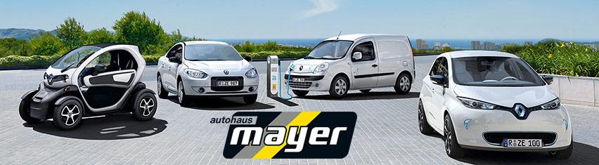 Autohaus Mayer Werbung