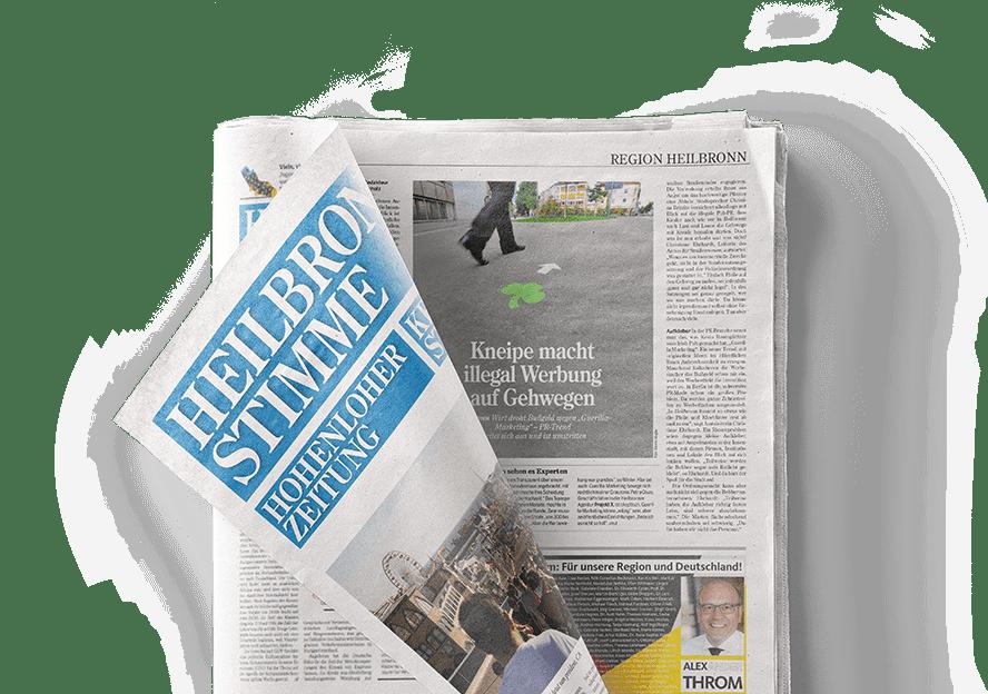 Neckarmedia Guerilla Heilbronner Stimme