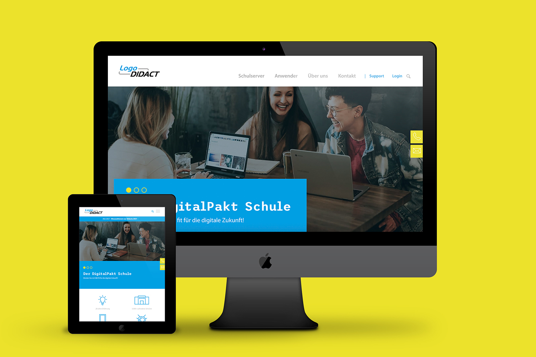 Neckarmedia Webdesign für SBE