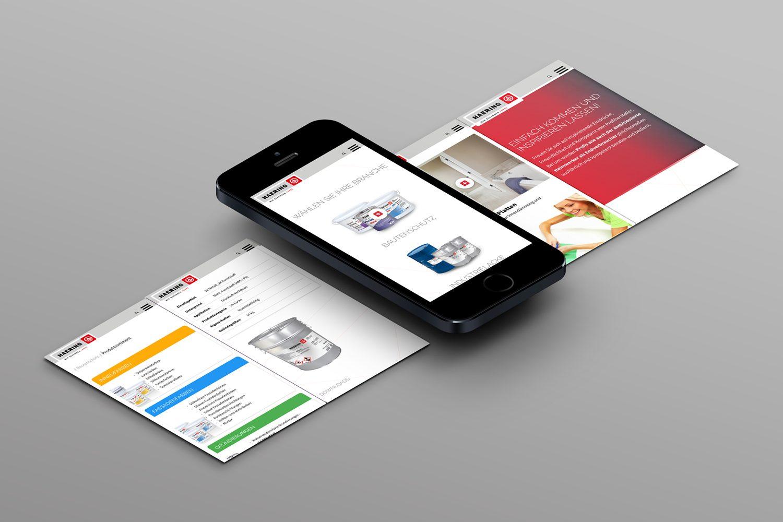 Haering Webdesign von Neckarmedia