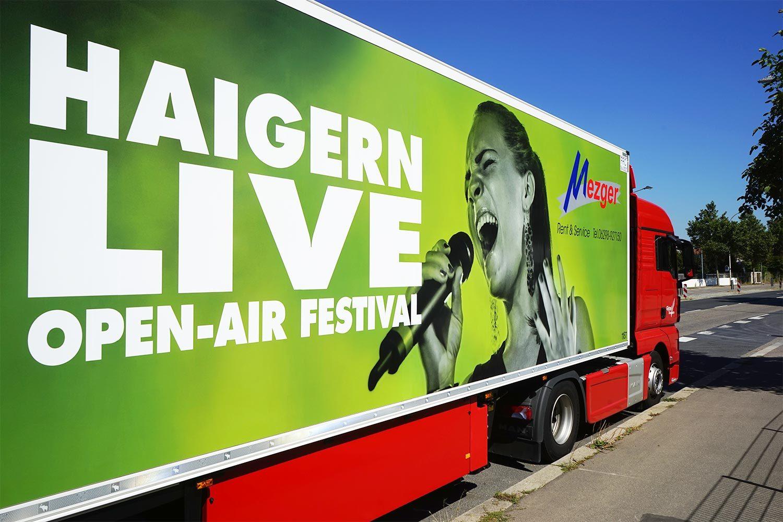 Haigern Live Corporate Design