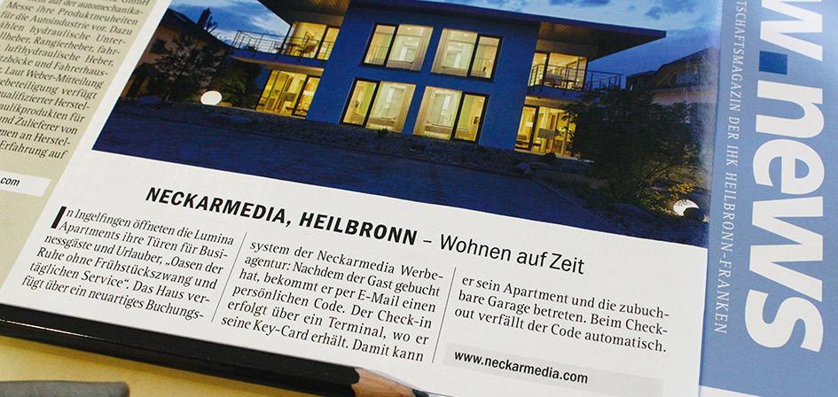 Lumina Apartments IHK Beitrag