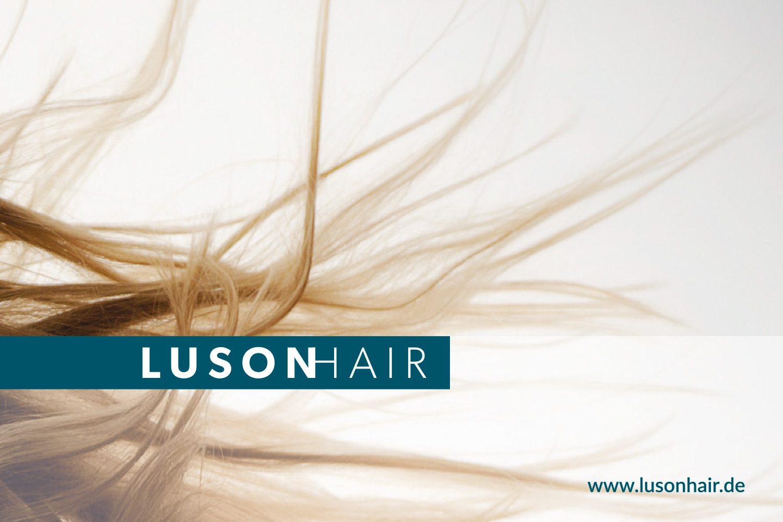 Marken Relaunch Luson Hair