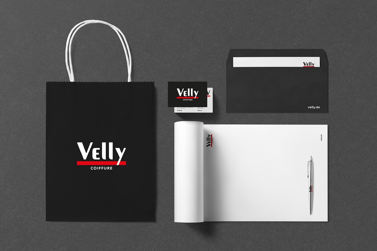 Neckarmedia Corporate Design für Velly