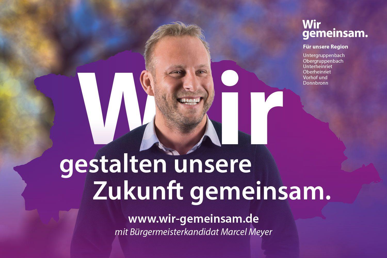 Wahlkampagne Marcel Meyer