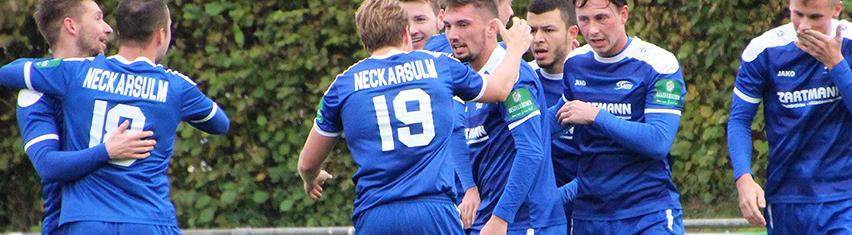 NSU Sportunion Webdesign by Neckarmedia