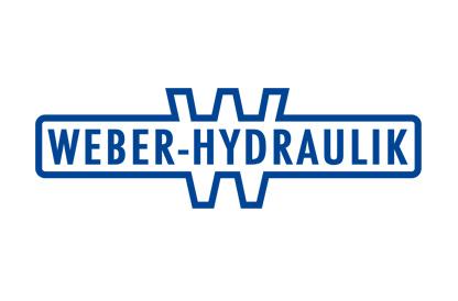 Kundenlogo WEBER-HYDRAULIK